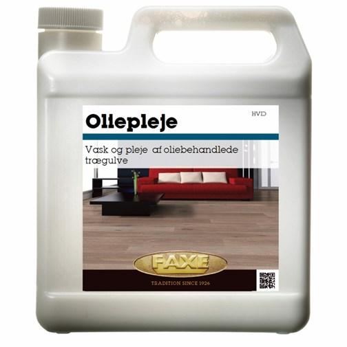 hvid lud og olie gulv