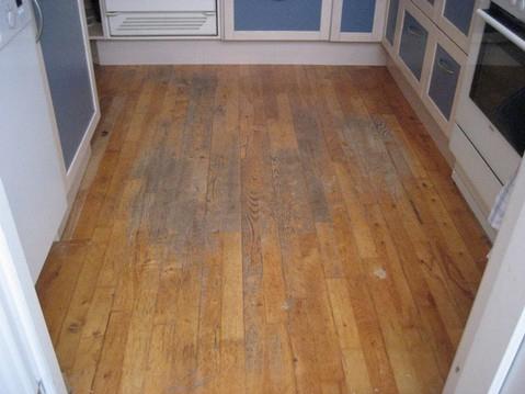 Lyddæmpning af gulv