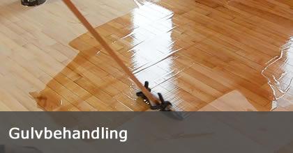 Typer af gulvbehandling