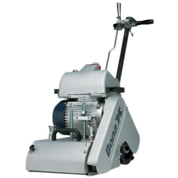 Gulvsliber maskine