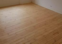 rensning af malet gulv