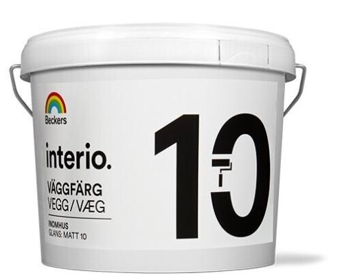 Interio Vægmaling 10