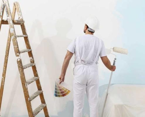 Brug for maler i Klampenborg?